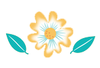 Northspring Mercantile Icon, Flower Icon
