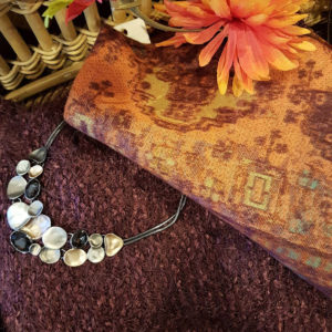 Necklaces and jewellery hand made
