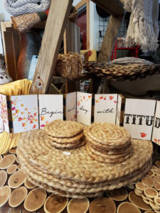 Locally made gifts and home decor